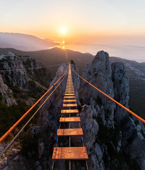 Мосты Ай-Петри